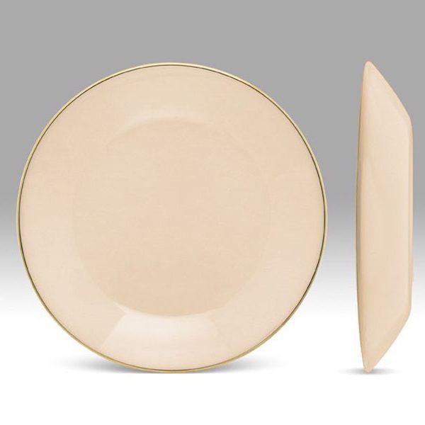 Đĩa Sâu Thủy Tinh Ngọc Opal 7 Inch