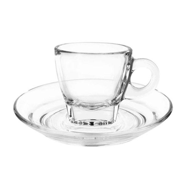 Tách thủy tinh Ocean caffe espresso-70ML