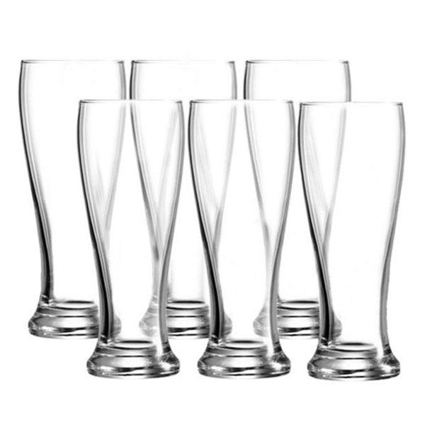 Bộ 6 ly bia thủy tinh Luminarc Brasserie 285ML