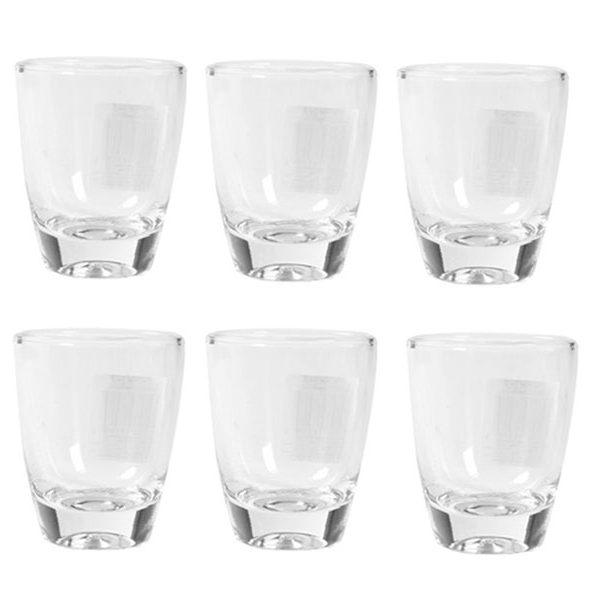 Bộ 6 ly rượu thủy tinh Luminarc Gin Shot 30ml