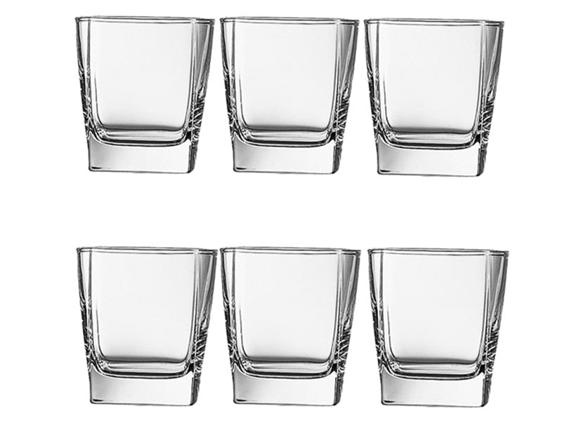 Bộ 6 Ly Rượu Thủy Tinh Luminarc Sterling 60Ml