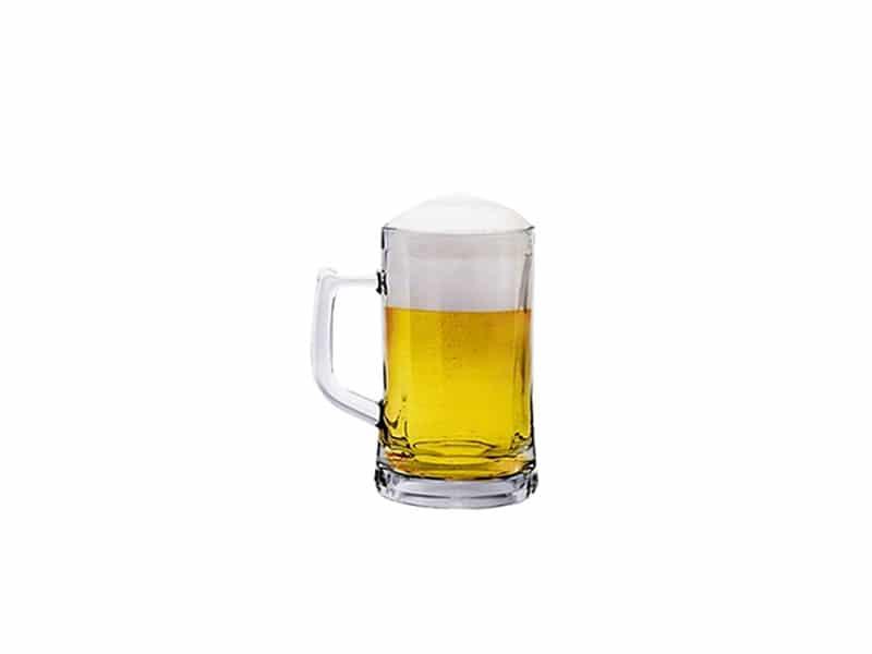 Cốc Thủy Tinh Ocean Munich Beer Mug 360Ml
