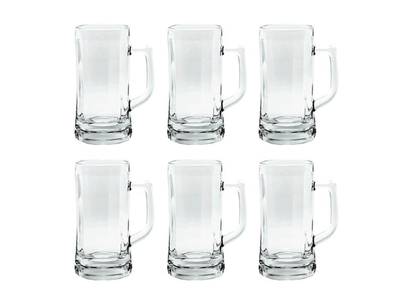 Cốc Thủy Tinh Ocean Munich Beer Mug-640Ml
