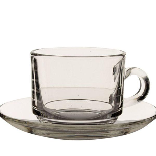 Cốc thủy tinh Ocean STACK TEA CUP