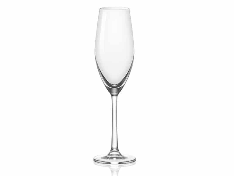 Ly Thủy Tinh Ocean Sante Champagne-210Ml