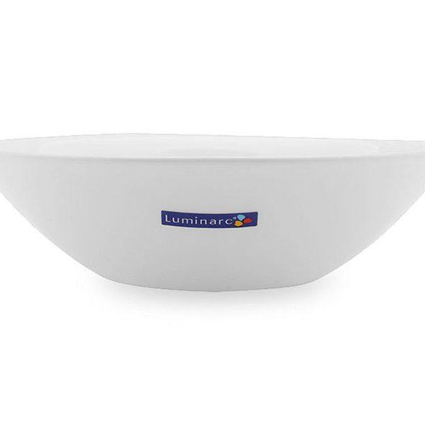 Tô thủy tinh Luminarc White Essence 17cm