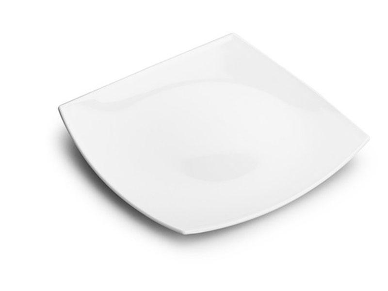 Đĩa Thủy Tinh Luminarc White Quadrato Dinner