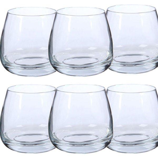 Bộ 6 ly rượu thủy tinh Cognac 300ml