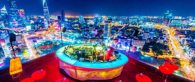 Review Chill Sky Bar