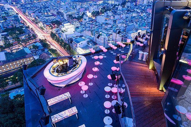 Chill Sky Bar Sài Gòn