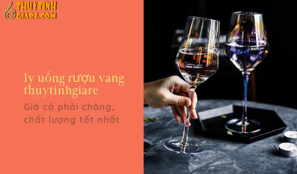 Ly Uống Rượu Vang Giá Rẻ