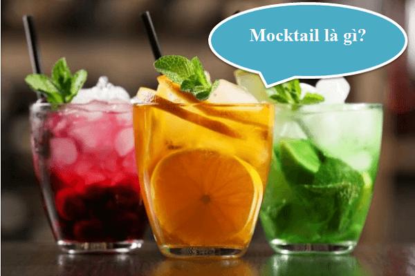 Mocktail Là Gì